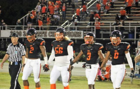 Five Football Players Elected To The FACA All-District 12 Team
